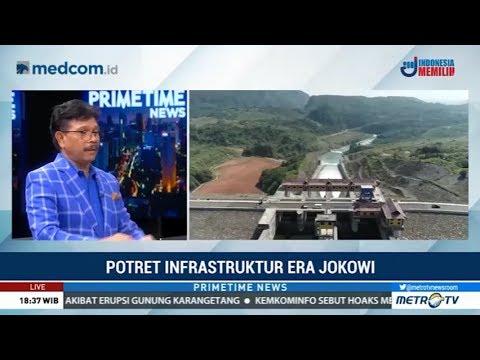 Modernisasi Infrastruktur RI di Era Jokowi Mp3