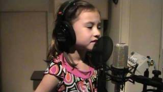"Jesus Loves Me - Best 7 year old singer- plz ""Share"""