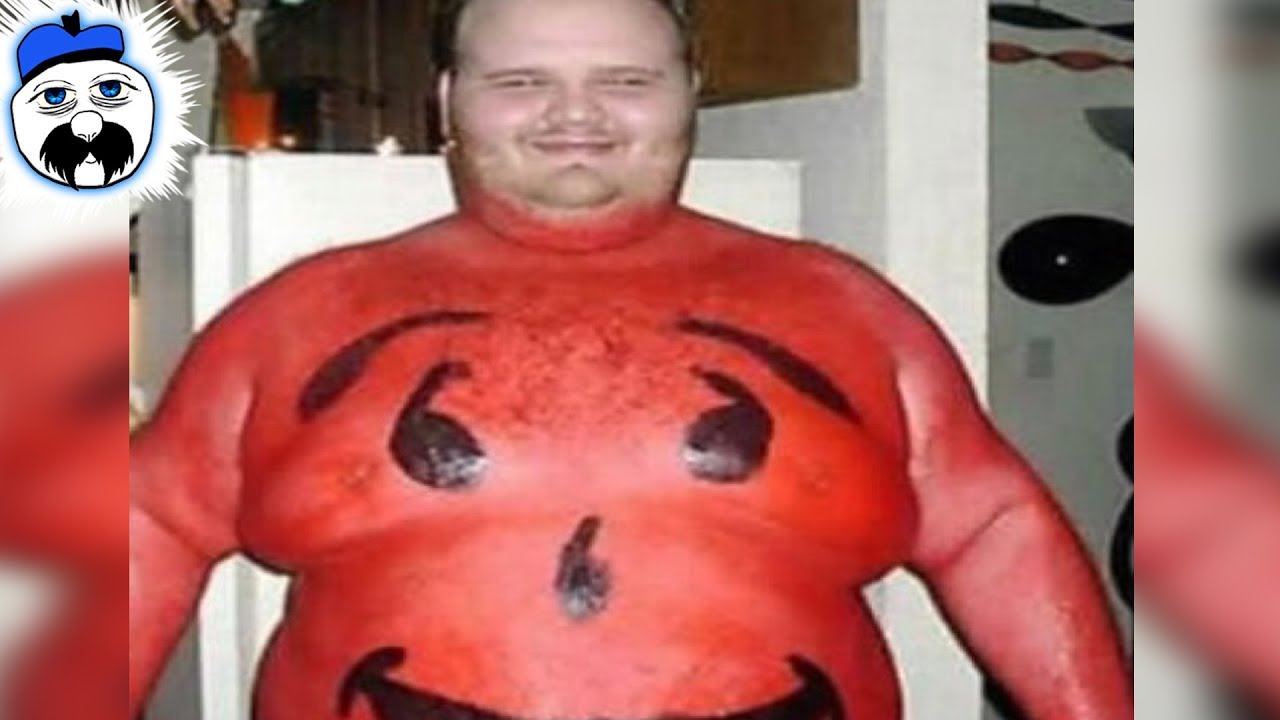 Awfuleverything Halloween Costume: 15 Worst Halloween Costumes Ever