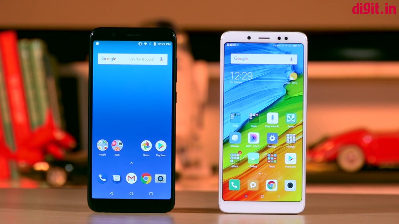 Asus Zenfone Max Pro M Vs Xiaomi Redmi Note  Pro Performance Compared Digit In