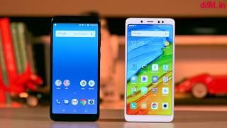 Asus Zenfone Max Pro M1 Vs Xiaomi Redmi Note 5 Pro: Performance Compared | Digit.in