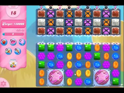 Candy Crush 2885 No boosters! 3 Stars!