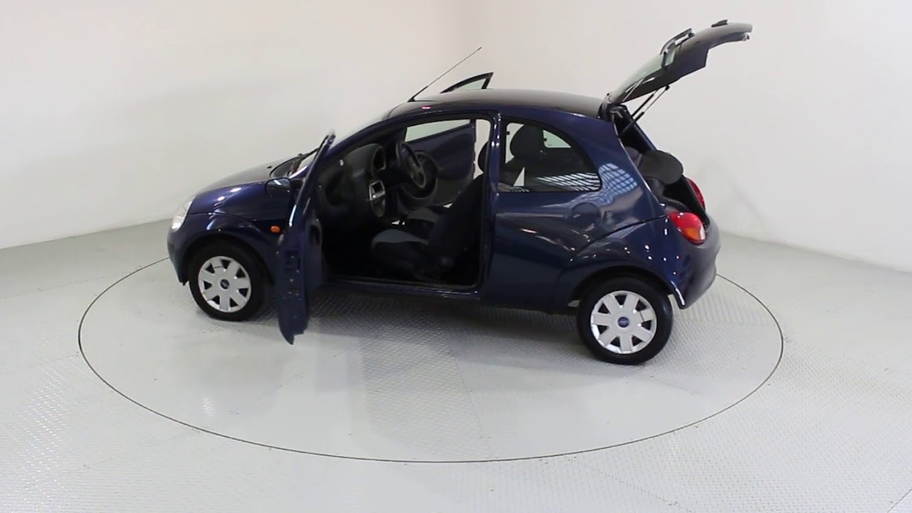 Ford Ka  Dr From Used Cars Of Bristol Cagfn
