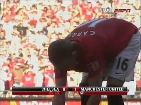 Van Der Sar - 3 of 3 Penalty Saves vs Chelsea