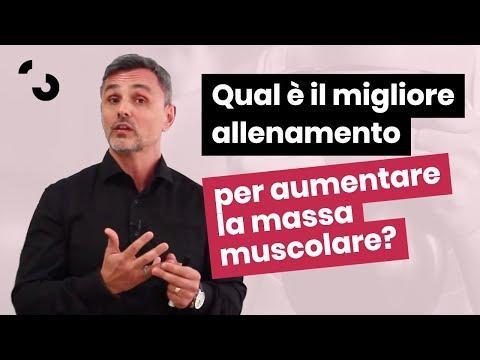 Il migliore allenamento per aumentare la massa muscolare | Filippo Ongaro