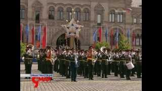 Парад победы 2008 год