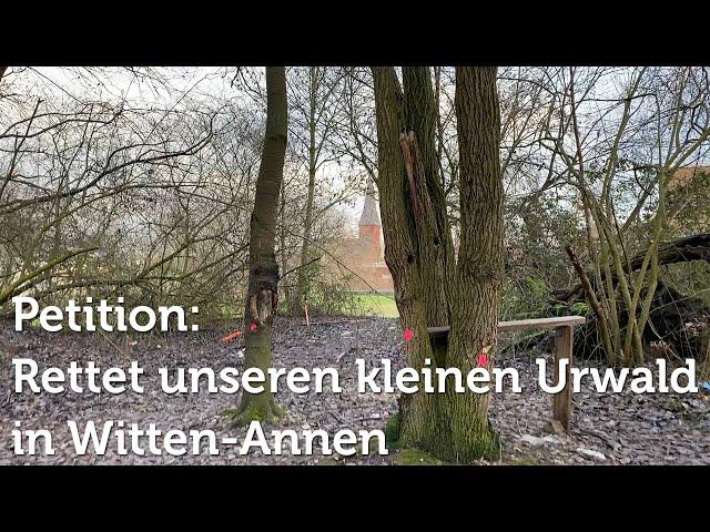 Witten-Annen: Petition