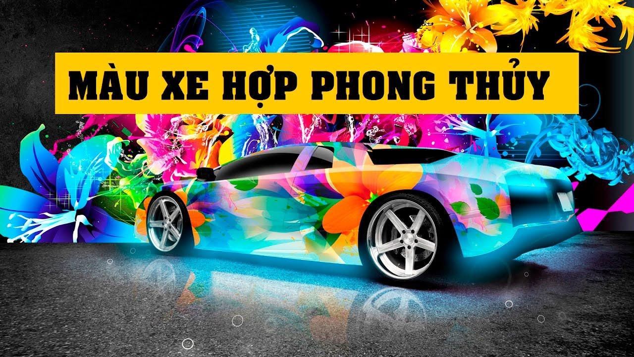 [Terocket] – Cách chọn màu sắc hợp phong thủy cho xe ô tô, xe máy hợp tuổi hợp mệnh – Vlog #10 ✔