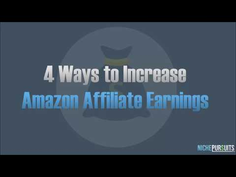 4 Ways to Increase Amazon Affiliate Earnings (Table Labs Introduction)