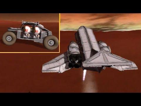 [KSP] Duna cargo delivery #2