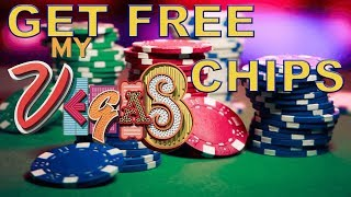 myVEGAS Free Chips – How to get Free Chips for the myVEGAS Facebook Game