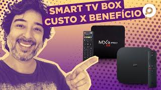 Melhores Smart TV Boxes Boas e Baratas - (para deixar QUALQUER TV Smart!)
