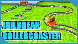 Roblox Jailbreak Roller Coaster