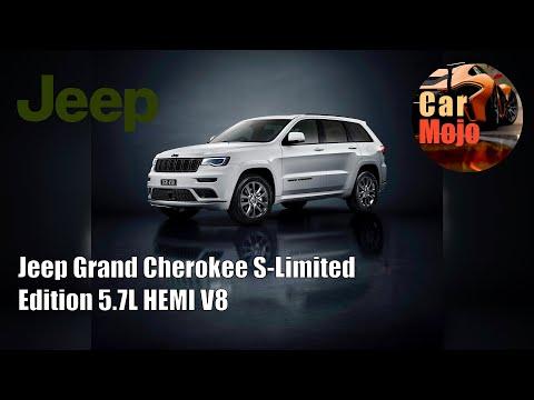 Jeep Grand Cherokee S-Limited Edition 5.7L HEMI V8 | CarMojo