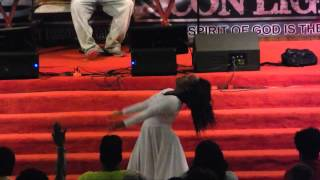 DANCE - Jekalyn Carr - Young People's Cry - Beacon Light of Baton Rouge