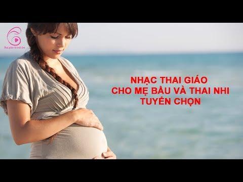 Nhạc Thai giáo cho mẹ bầu và thai nhi   Kho Âm nhạc Thai giáo Hay Nhất