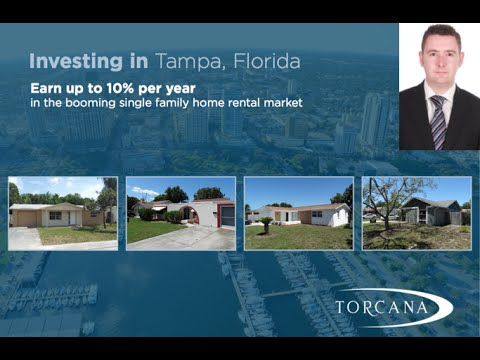 Torcana Podcast 1: Investing in the Tampa Florida rental market