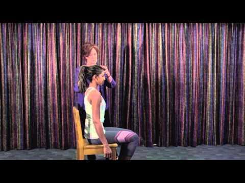 Alexander technique lesson with Diana Devitt-Dawson