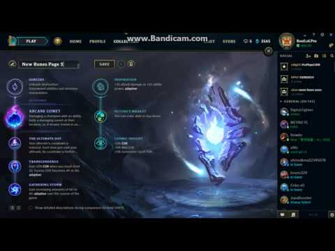 Morgana Runes Youtube