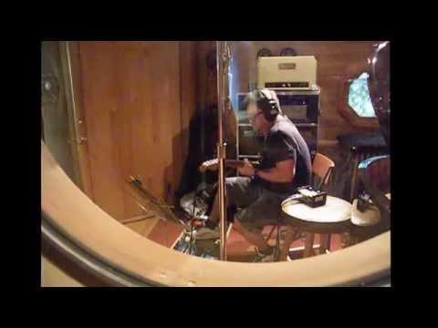 OAK ROAD MULTIMEDIA - recording session-BRENT MASON