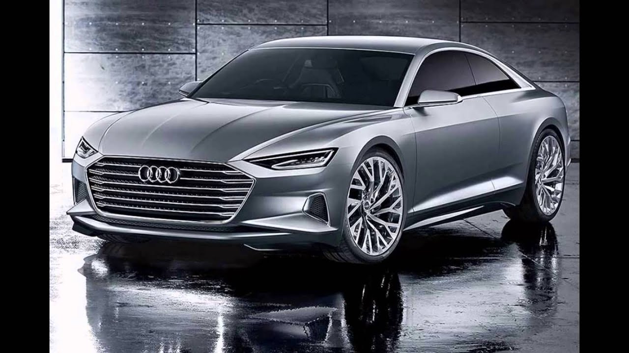 2016 Audi A9 Concept Revealed Release Future Car Features Youtube
