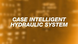 TechTalk: The CASE Intelligent Hydraulic System (CIHS)
