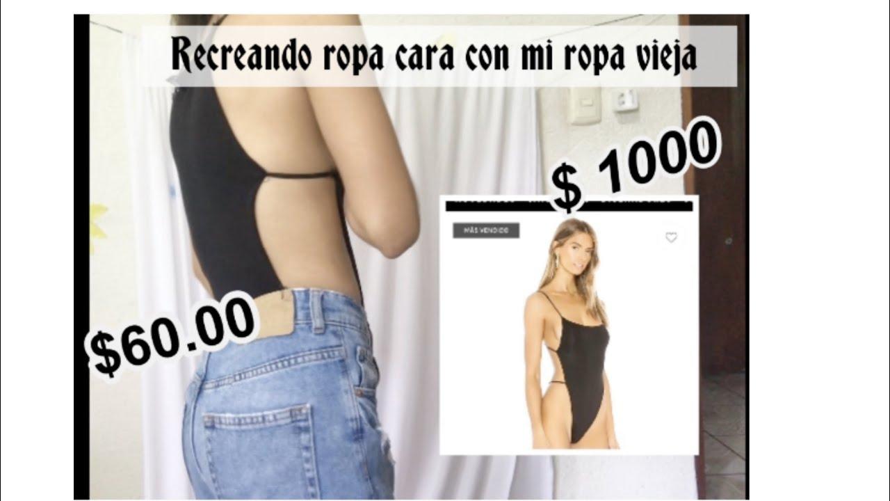 Creando Ropa Cara Con Ropa Vieja De Mi Closet/sin Máquina