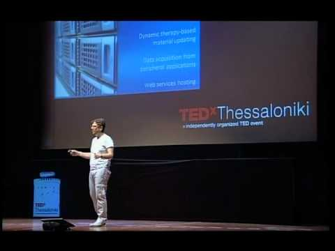 TEDxThessaloniki - Leontios Hadjileontiadis - Epione, a technological approach to pain management