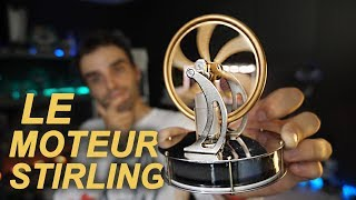 THIS OBJECT SAVED LIVES! (Stirling Engine)