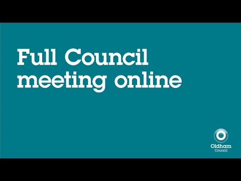 Full Council Meeting 7th September 2016
