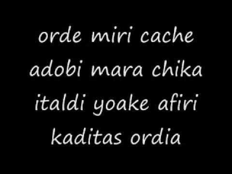 lacrimosa kalafina lyrics