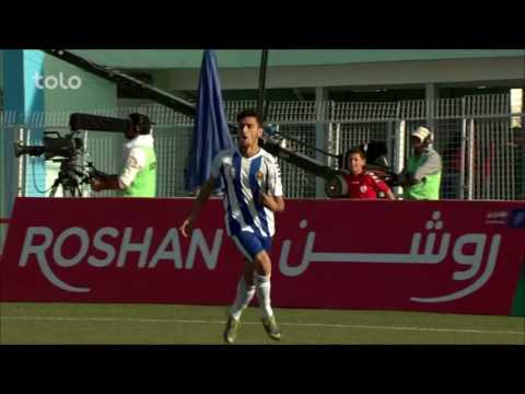 RAPL 2016: Simorgh Alborz vs Oqaban Hindukosh - Highlights