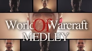 Repeat youtube video World of Warcraft Medley - Peter Hollens feat Evynne Hollens A Cappella