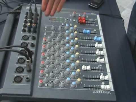 Ongebruikt REVIEW +vendre table de mix soundcraft spirit folio 10² : 100 CT-56