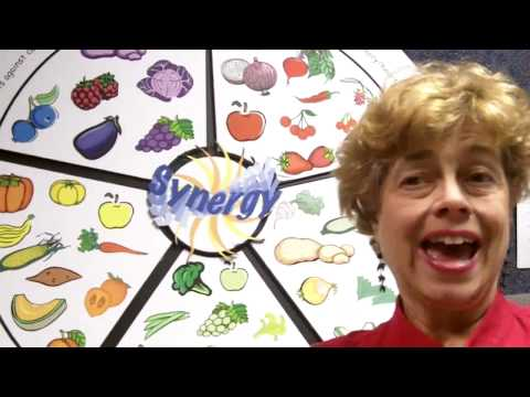In the Market: Summer fruits and vegetables