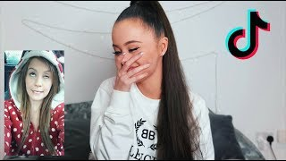 One of Holly H's most viewed videos: TIK TOK REACTING TO MY OLD VIDEOS | Holly H