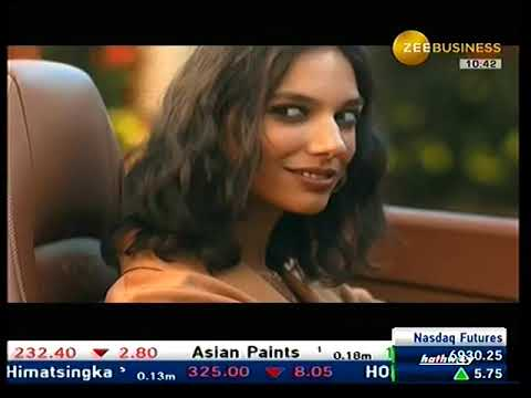 Ms  Swati Hotkar from Nirmal Bang with Zee Business 8th March 2018