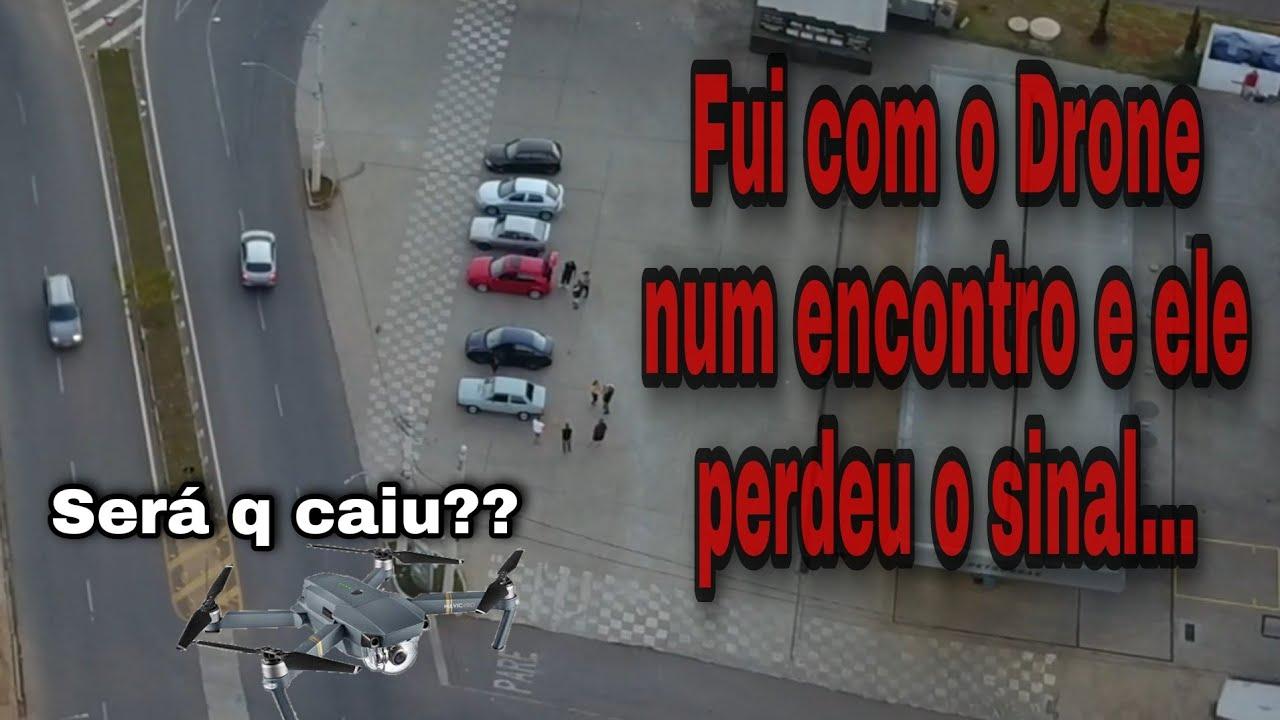 DRONE PERDEU SINAL NA HORA QUE FUI VER OS CARROS... / Canal Custom Cars