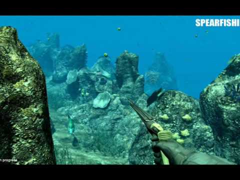 SPEARFISHING GAME COMING SOON FOR XBOX360/PC