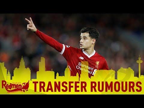 Coutinho to Barcelona Latest | #LFC Transfer News LIVE