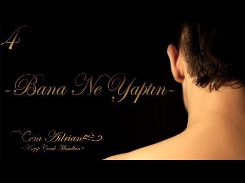 Cem Adrian - Bana Ne Yaptın (Official Audio)