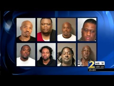 32 with alleged ties to Gangster Disciples arrested