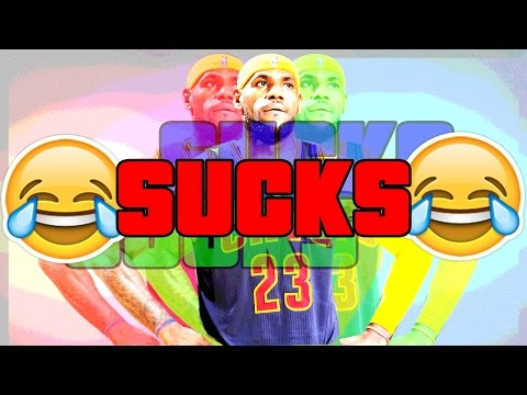 EXPOSING NBA HATERS | WORST REASONS WHY LEBRON JAMES IS OVERRATED