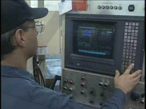 computer numeric controlled machine