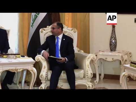 UN chief Guterres visits Iraq