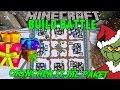Minecraft Mini game | Grinchen förstör julen! | Leta paket på Hypixel