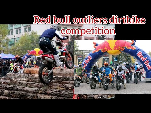 Red Bull Outliers Dirtbike Competition, Calgary Canada 2019.
