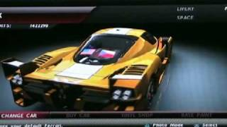 My Ferrari Challenge Cars (PS3)