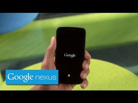 Galaxy Nexus: Getting Started (US)