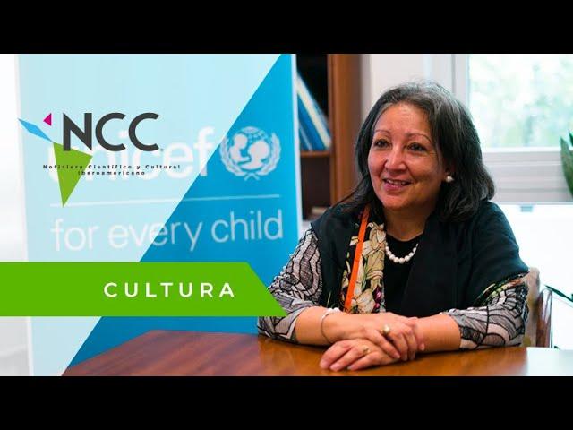 Jena Gough, la hondureña en UNICEF con gran impacto humanitario